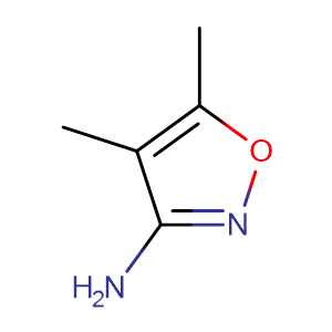 3-Amino-4,5-dimethylisoxazole,CAS No. 13999-39-8.