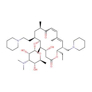 Tildipirosin,CAS No. 328898-40-4.