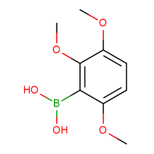 2,3,6-trimethoxyphenylboronic acid,CAS No. 380430-67-1.