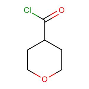 Tetrahydro-2H-pyran-4-carbonyl chloride,CAS No. 40191-32-0.