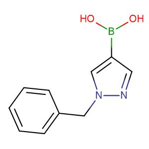 1 - Benzyl - 1H - pyrazole - 4 - boronic acid,CAS No. 852362-22-2.