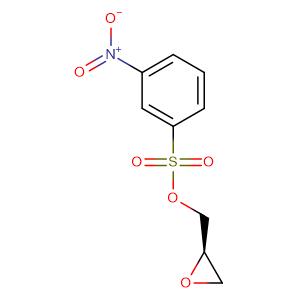 (R)-Oxiran-2-ylmethyl 3-nitrobenzenesulfonate,CAS No. 115314-17-5.