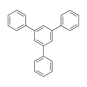 1,3,5-Ph3C6H3,CAS No. 612-71-5.