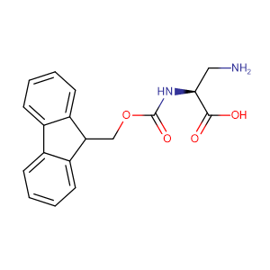 N2-Fmoc-L-2,3-diaminopropionic acid,CAS No. 181954-34-7.