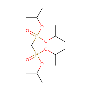 Tetraisopropyl methylenediphosphonate,CAS No. 1660-95-3.