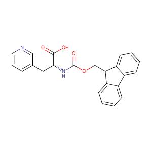 (R)-N-Fmoc-(3-Pyridyl)alanine,CAS No. 142994-45-4.