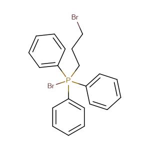 (3-bromopropyl)triphenylphosphinium bromide,CAS No. 3607-17-8.