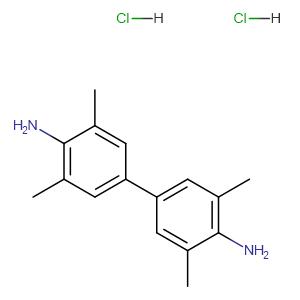 3,3,5,5-Tetramethylbenzidine dihydrochloride,CAS No. 64285-73-0.