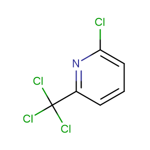 2-Chloro-6-(trichloromethyl)pyridine,CAS No. 1929-82-4.