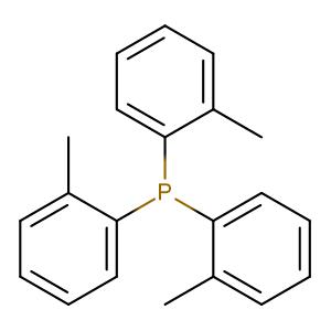 tri-o-Tolylphosphine,CAS No. 6163-58-2.