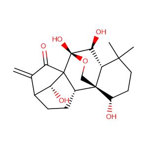 oridonin,CAS No. 28957-04-2.
