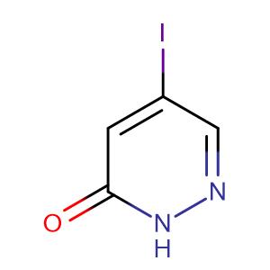 5-Iodopyridazin-3(2H)-one,CAS No. 825633-94-1.