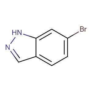 6-Bromo-1H-indazole,CAS No. 79762-54-2.