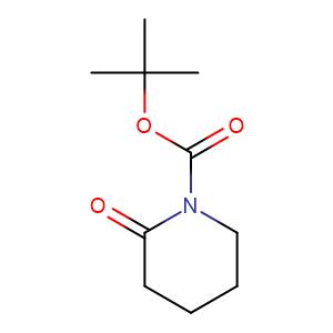 N-Boc-2-piperidone,CAS No. 85908-96-9.