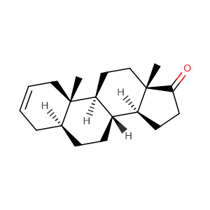 Androst-2-en-17-one,CAS No. 963-75-7.