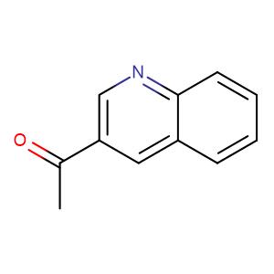 1-(quinolin-3-yl)ethanone,CAS No. 33021-53-3.