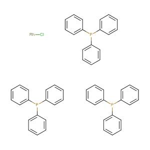 Tris(triphenylphosphine)chlororhodium,CAS No. 14694-95-2.