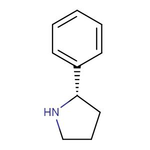(S)-2-Phenylpyrrolidine,CAS No. 59347-91-0.