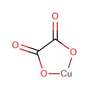 Cupric oxalate,CAS No. 814-91-5.