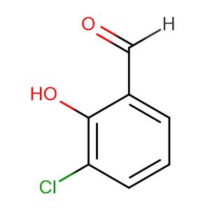 3 - Chlorosalicylaldehyde,CAS No. 1927-94-2.