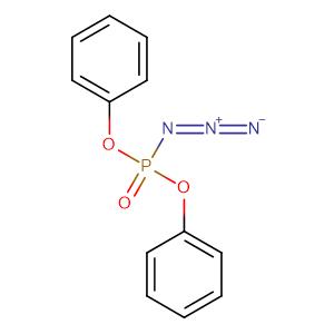 diphenyl phosphoryl azide,CAS No. 26386-88-9.