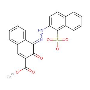Pigment Red 63:1,CAS No. 6417-83-0.