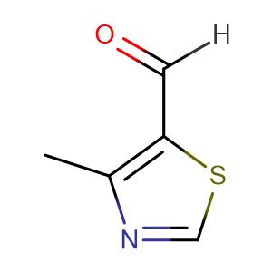 4-Methylthiazole-5-carboxaldehyde,CAS No. 82294-70-0.