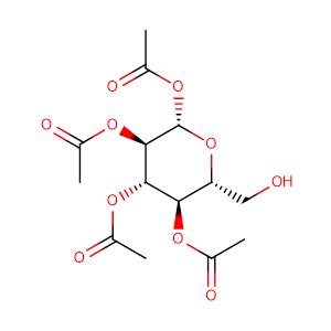 1,2,3,4 - Tetra - O - acetyl - beta - D - glucopyranose,CAS No. 13100-46-4.