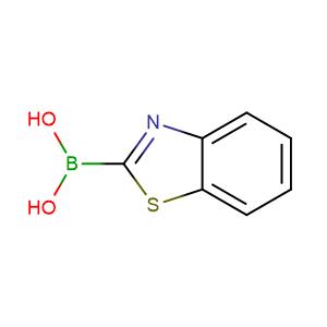 1,3-Benzothiazol-2-ylboronic acid,CAS No. 499769-96-9.