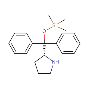 (R)-2-(diphenyl(trimethylsilyloxy)methyl)pyrrolidine,CAS No. 943757-71-9.