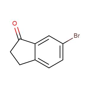 6-Bromoindan-1-one,CAS No. 14548-39-1.