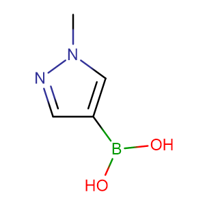 1-Methyl-1H-pyrazole-4-boronic acid,CAS No. 847818-55-7.