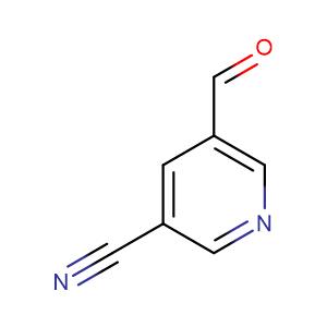 5-Formylnicotinonitrile,CAS No. 70416-53-4.