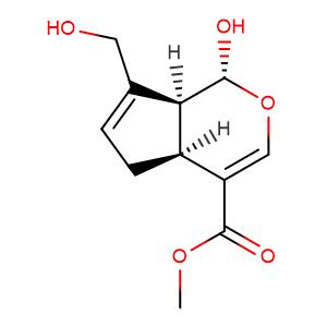 Genipin,CAS No. 6902-77-8.