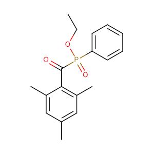 2,4,6-Trimethylbenzoylethoxyphenylphosphineoxide,CAS No. 84434-11-7.