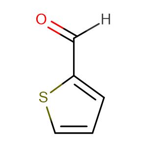 thiophene-2-carbaldehyde,CAS No. 98-03-3.