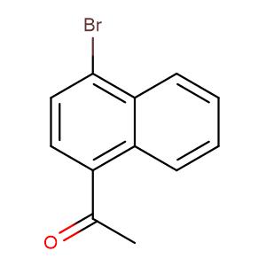 1-(4-bromononaphthalen-4-yl)ethanone,CAS No. 46258-62-2.