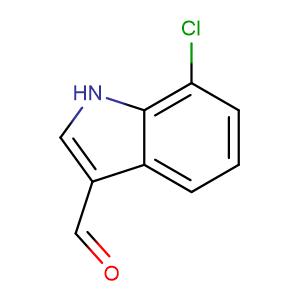 7-Chloro-1H-indole-3-carbaldehyde,CAS No. 1008-07-7.