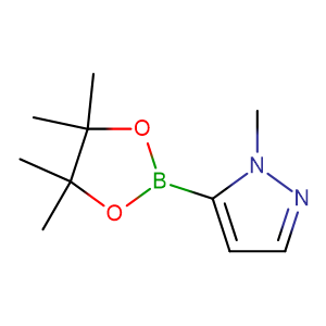1-Methyl-1H-pyrazole-5-boronic acid pinacol ester,CAS No. 847818-74-0.