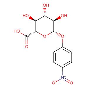 4-Nitrophenyl-beta-D-glucuronide,CAS No. 10344-94-2.