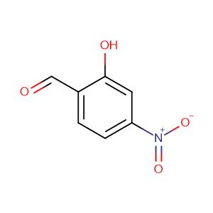 2-Hydroxy-4-nitrobenzaldehyde,CAS No. 2460-58-4.