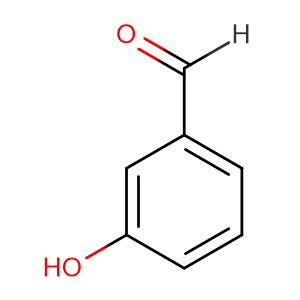 3-Hydroxybenzaldehyde,CAS No. 100-83-4.