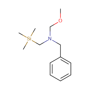 N-Benzyl-1-methoxy-N-((trimethylsilyl)methyl)methanamine,CAS No. 93102-05-7.