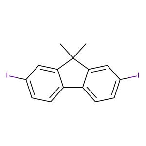 2,7-Diiodo-9,9-dimethylfluorene,CAS No. 144981-86-2.
