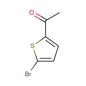 2-Acetyl-5-bromothiophene,CAS No. 5370-25-2.