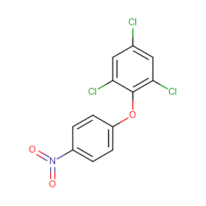 1,3,5-trichloro-2-(4-nitrophenoxy)benzene,CAS No. 1836-77-7.