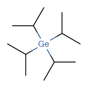 tetra(propan-2-yl)germane,CAS No. 4593-82-2.