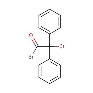 2-bromo-2,2-diphenylacetyl bromide,CAS No. 17397-37-4.