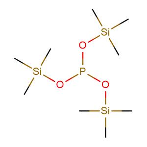 tris(trimethylsilyl) phosphite,CAS No. 1795-31-9.