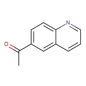 1-quinolin-6-ylethanone,CAS No. 73013-68-0.